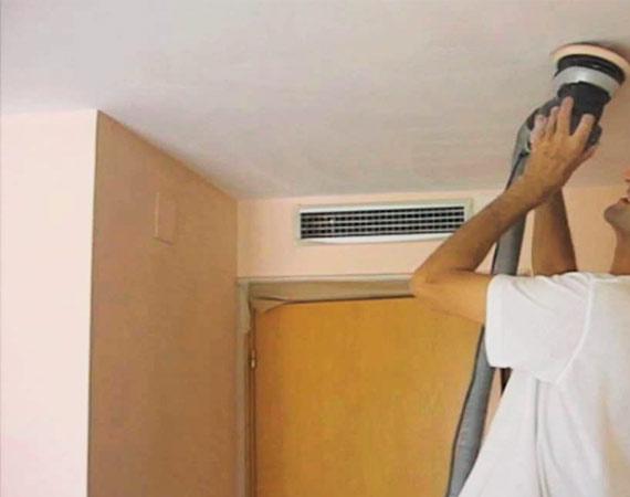 Alisado de techos en Madrid. Pintor Madrid