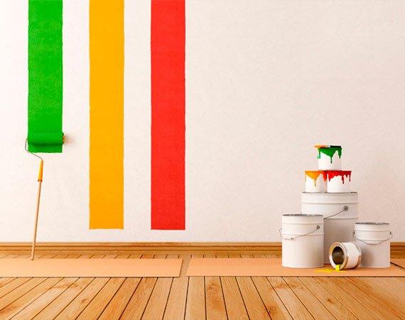 PINTORES BARATOS en Madrid. Servicios de Pintar casas